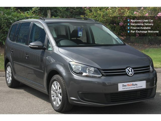 used volkswagen touran 1 6 tdi 105 s 5dr diesel estate for sale bristol street motors. Black Bedroom Furniture Sets. Home Design Ideas