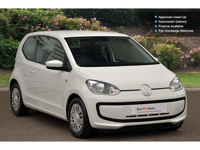 used volkswagen up 1 0 bluemotion tech move up 3dr petrol. Black Bedroom Furniture Sets. Home Design Ideas