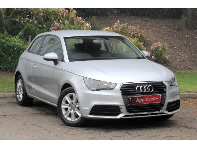 book a used audi a1 1 6 tdi se 3dr diesel hatchback test. Black Bedroom Furniture Sets. Home Design Ideas