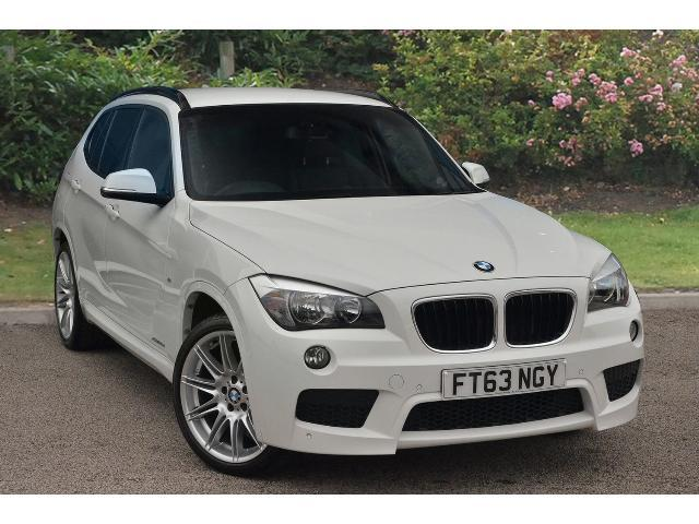 used bmw x1 xdrive 20d m sport 5dr step auto diesel estate for sale bristol street motors. Black Bedroom Furniture Sets. Home Design Ideas