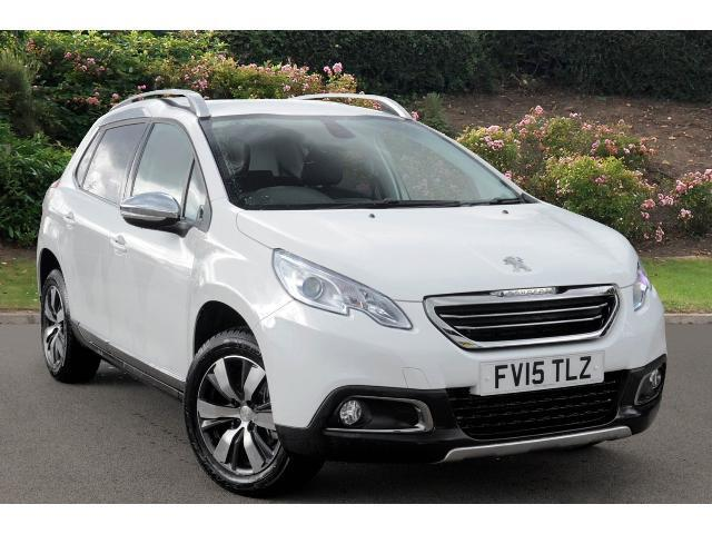used peugeot 2008 1 2 puretech 110 allure 5dr petrol estate for sale bristol street motors. Black Bedroom Furniture Sets. Home Design Ideas