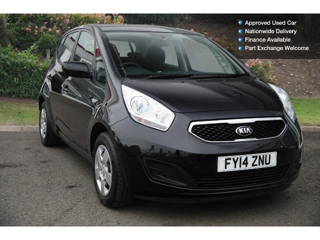 used kia venga 1 4 crdi 1 air 5dr diesel hatchback for sale bristol street motors. Black Bedroom Furniture Sets. Home Design Ideas