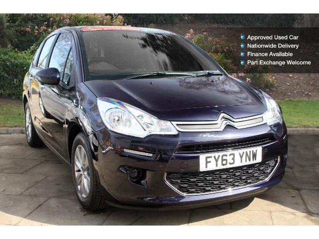 used citroen c3 1 4 vti vtr 5dr egs petrol hatchback for sale bristol street motors. Black Bedroom Furniture Sets. Home Design Ideas