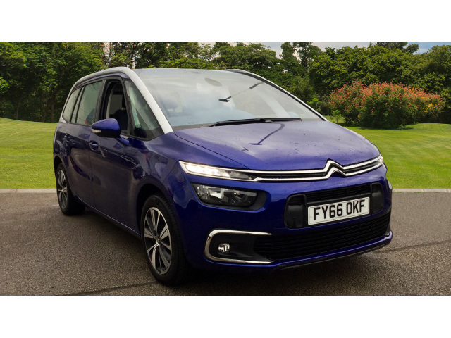 book a used citroen grand c4 picasso 1 6 bluehdi feel 5dr diesel estate test drive bristol. Black Bedroom Furniture Sets. Home Design Ideas