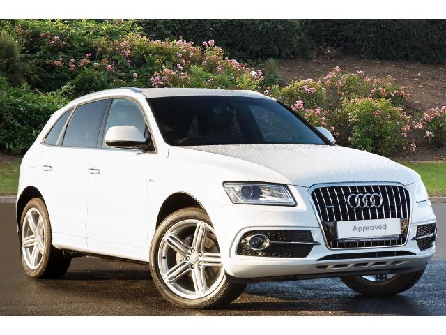 used audi q5 2 0 tdi 190 quattro s line plus 5dr s tronic diesel estate for sale bristol. Black Bedroom Furniture Sets. Home Design Ideas