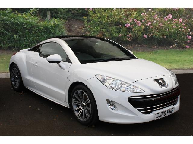 used peugeot rcz 1 6 thp sport 2dr petrol coupe for sale bristol street motors. Black Bedroom Furniture Sets. Home Design Ideas