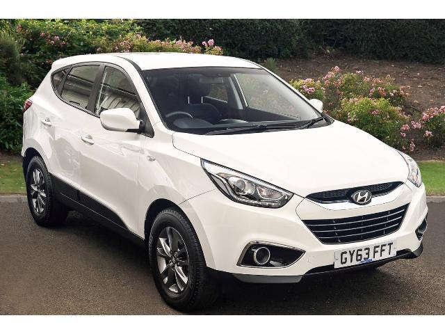 used hyundai ix35 1 7 crdi blue drive s 5dr 2wd diesel estate for sale bristol street motors. Black Bedroom Furniture Sets. Home Design Ideas