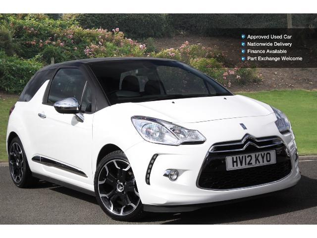 request a callback on a used citroen ds3 1 6 e hdi 110. Black Bedroom Furniture Sets. Home Design Ideas