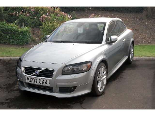 used volvo c30 d5 se sport 3dr geartronic diesel coupe for. Black Bedroom Furniture Sets. Home Design Ideas