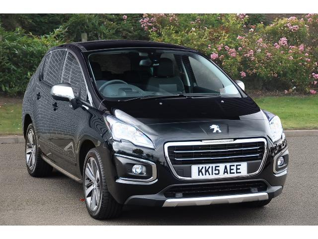 used peugeot 3008 1 6 bluehdi 120 allure 5dr eat6 diesel estate for sale bristol street motors. Black Bedroom Furniture Sets. Home Design Ideas