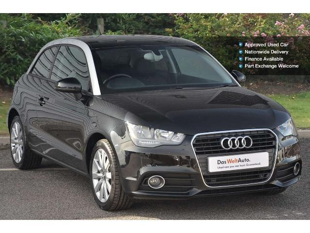 book a used audi a1 1 6 tdi sport 3dr diesel hatchback. Black Bedroom Furniture Sets. Home Design Ideas
