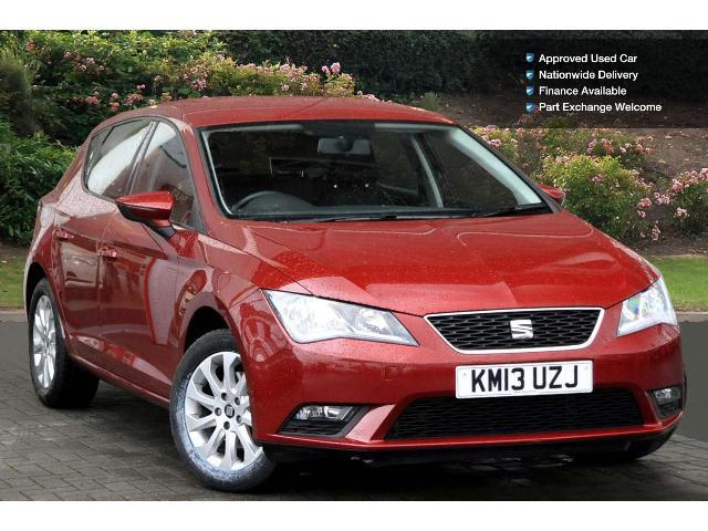 used seat leon 1 2 tsi se 5dr petrol hatchback for sale bristol street motors. Black Bedroom Furniture Sets. Home Design Ideas