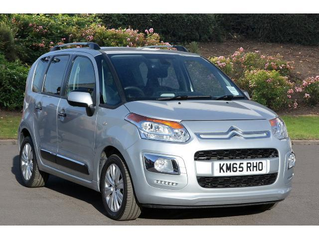 used citroen c3 picasso 1 6 bluehdi exclusive 5dr diesel. Black Bedroom Furniture Sets. Home Design Ideas