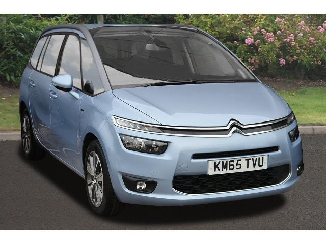 used citroen grand c4 picasso 2 0 bluehdi exclusive 5dr diesel estate for sale bristol street. Black Bedroom Furniture Sets. Home Design Ideas
