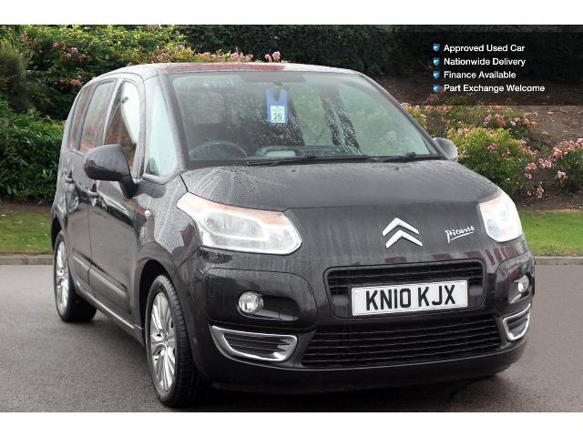 enquire on a used citroen c3 picasso 1 4 vti 16v vtr 5dr petrol estate bristol street motors. Black Bedroom Furniture Sets. Home Design Ideas