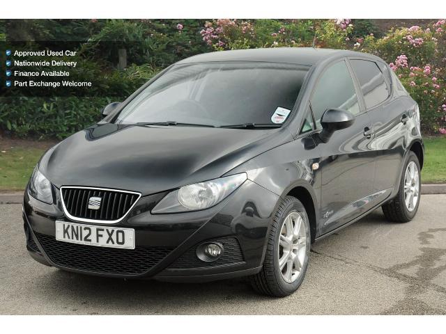 used seat ibiza 1 2 s copa 5dr petrol hatchback for sale bristol street motors. Black Bedroom Furniture Sets. Home Design Ideas