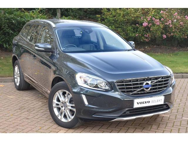 used volvo xc60 d4 181 se lux nav 5dr awd geartronic. Black Bedroom Furniture Sets. Home Design Ideas