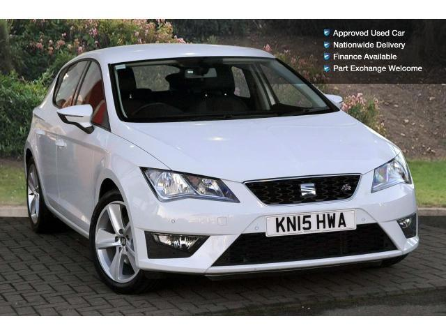 used seat leon 1 4 tsi act 150 fr 5dr petrol hatchback for sale bristol street motors. Black Bedroom Furniture Sets. Home Design Ideas
