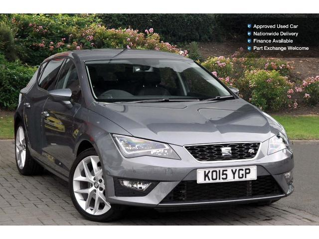 used seat leon 2 0 tdi 184 fr 5dr dsg technology pack diesel hatchback for sale bristol. Black Bedroom Furniture Sets. Home Design Ideas