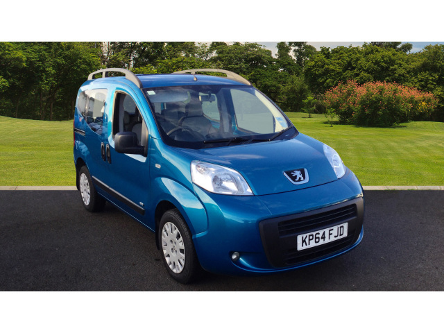 Peugeot Bipper Tepee 1.3 Hdi 75 Style 5Dr [non Start Stop] Diesel Estate