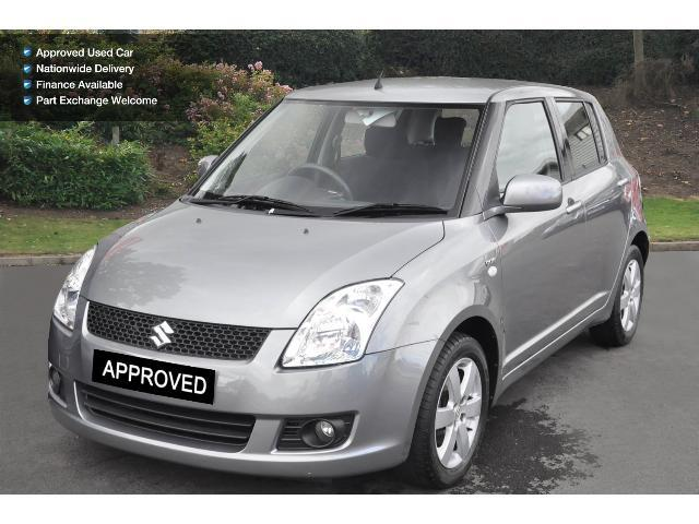 used suzuki swift 1 3 ddis 5dr diesel hatchback for sale. Black Bedroom Furniture Sets. Home Design Ideas