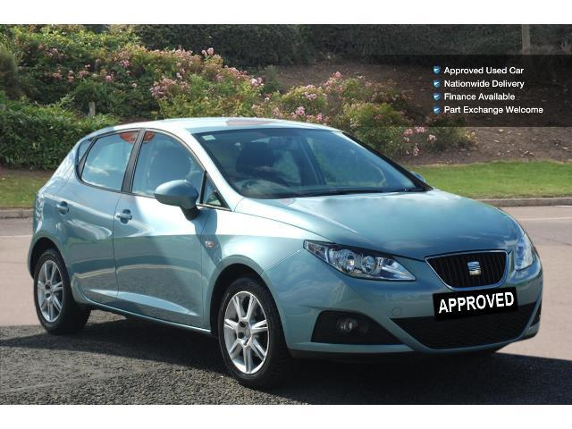 used seat ibiza 1 4 se 5dr petrol hatchback for sale bristol street motors. Black Bedroom Furniture Sets. Home Design Ideas