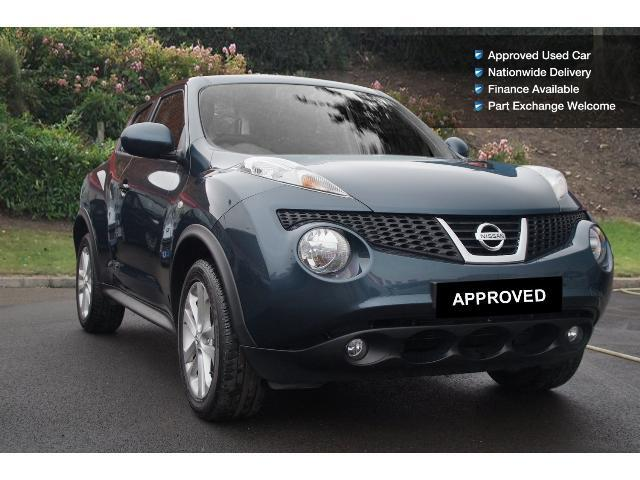 used nissan juke 1 6 acenta 5dr premium pack petrol. Black Bedroom Furniture Sets. Home Design Ideas