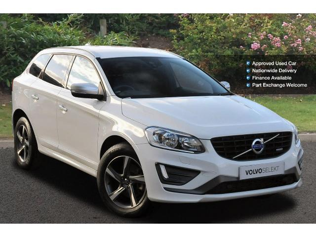 Used Volvo Xc60 D5 215 R Design Nav 5dr Awd Geartronic