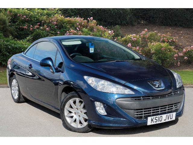 used peugeot 308 1 6 vti sport 2dr petrol cabriolet for sale bristol street motors. Black Bedroom Furniture Sets. Home Design Ideas