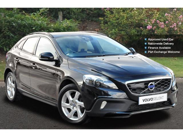used volvo v40 d3 cross country lux nav 5dr diesel hatchback for sale bristol street motors. Black Bedroom Furniture Sets. Home Design Ideas