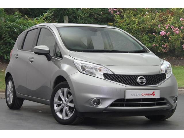 book a used nissan note 1 2 dig s tekna 5dr petrol hatchback test drive bristol street motors. Black Bedroom Furniture Sets. Home Design Ideas