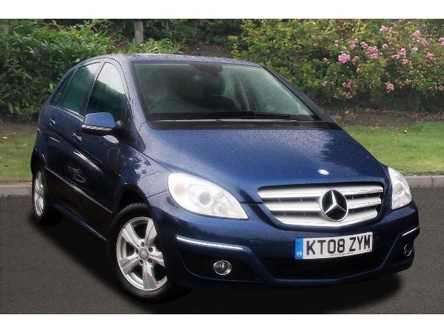 used mercedes benz b class b150 se 5dr petrol hatchback. Black Bedroom Furniture Sets. Home Design Ideas