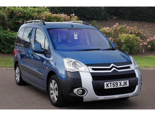 used citroen berlingo multispace 1 6 hdi 90 xtr 5dr diesel. Black Bedroom Furniture Sets. Home Design Ideas
