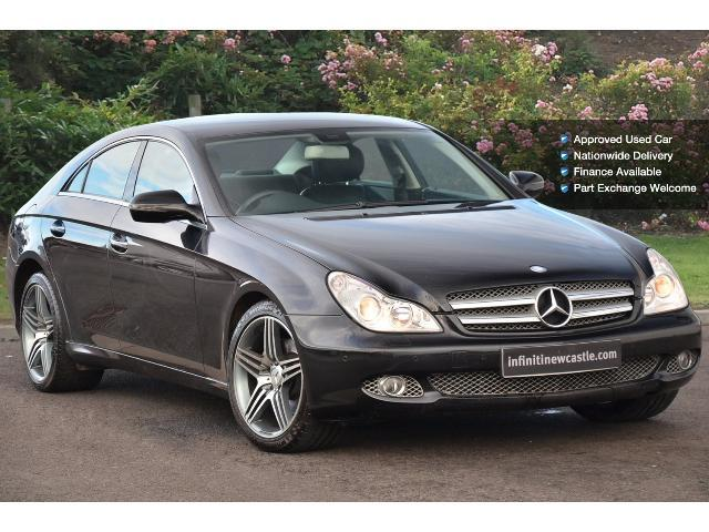 ... Mercedes Benz CLS Cls 320 Cdi 4Dr Tip Auto Diesel Saloon for Sale