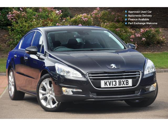enquire on a used peugeot 508 2 0 hdi 140 allure 4dr diesel saloon bristol street motors. Black Bedroom Furniture Sets. Home Design Ideas