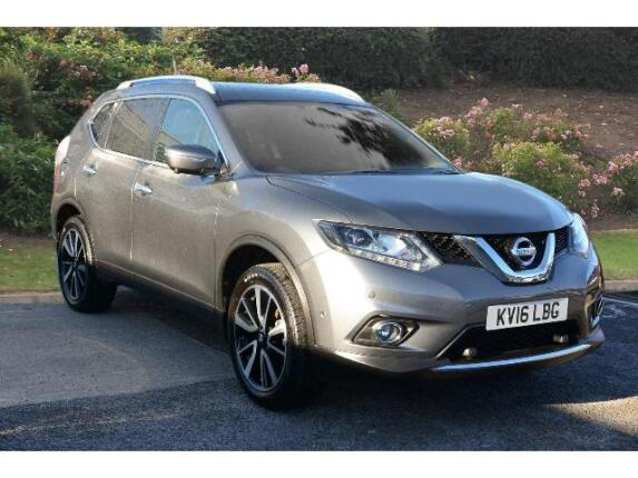 Used Nissan X Trail 1 6 Dci Tekna 5dr Diesel Station Wagon