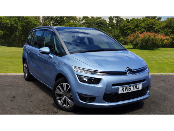 used citroen grand c4 picasso 1 6 bluehdi exclusive 5dr diesel estate for sale bristol street. Black Bedroom Furniture Sets. Home Design Ideas