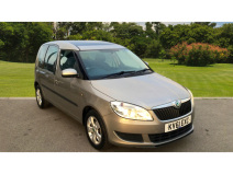 SKODA Roomster 1.6 Tdi Cr Se 5Dr Diesel Estate