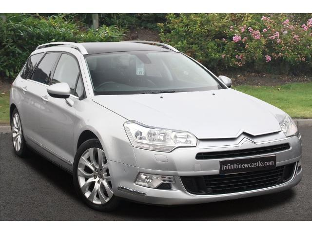 used citroen c5 2 7hdi v6 exclusive 5dr auto diesel tourer for sale bristol street motors. Black Bedroom Furniture Sets. Home Design Ideas