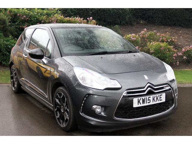 used citroen ds3 1 6 thp 16v 155 dsire 3dr petrol hatchback for sale bristol street motors. Black Bedroom Furniture Sets. Home Design Ideas
