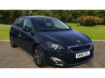 Peugeot 308 2.0 Bluehdi 150 Allure 5Dr Eat6 Diesel Hatchback