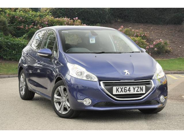 used peugeot 208 1 6 e hdi allure 5dr diesel hatchback for sale bristol street motors. Black Bedroom Furniture Sets. Home Design Ideas