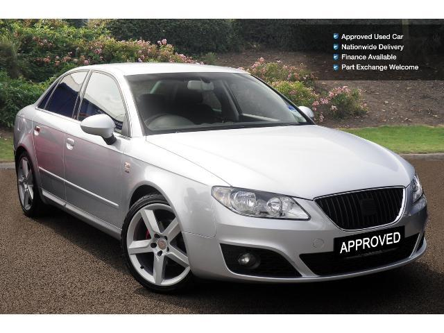 book a used seat exeo 2 0 tdi cr sport 4dr 143 diesel. Black Bedroom Furniture Sets. Home Design Ideas