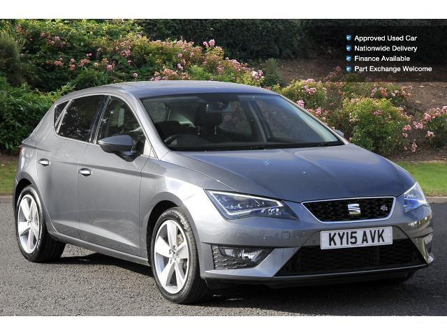 used seat leon 1 4 tsi act 150 fr 5dr technology pack petrol hatchback for sale bristol. Black Bedroom Furniture Sets. Home Design Ideas