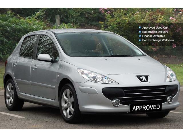 Used Peugeot 307 1 6 S 5dr Petrol Hatchback For Sale