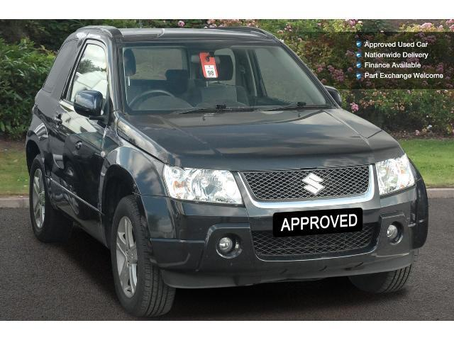 used suzuki grand vitara 1 6 vvt 3dr petrol estate for sale bristol street motors. Black Bedroom Furniture Sets. Home Design Ideas