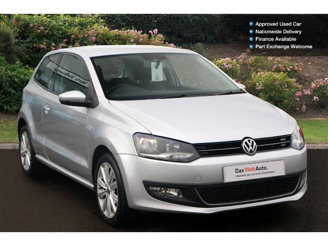 used volkswagen polo 1 6 tdi 90 sel 3dr diesel hatchback for sale bristol street motors. Black Bedroom Furniture Sets. Home Design Ideas