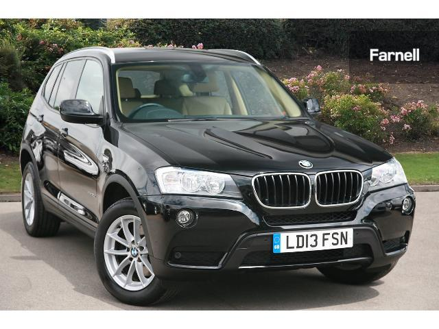 request a callback on a used bmw x3 xdrive20d se 5dr diesel estate bristol street motors. Black Bedroom Furniture Sets. Home Design Ideas