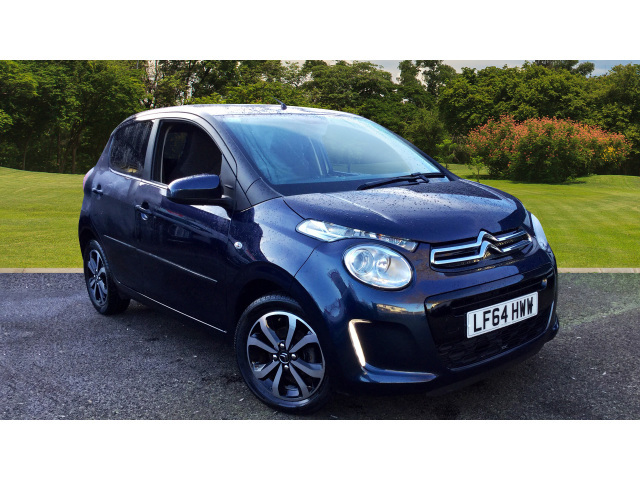 Citroen C1 1.0 Vti Flair 5Dr Petrol Hatchback