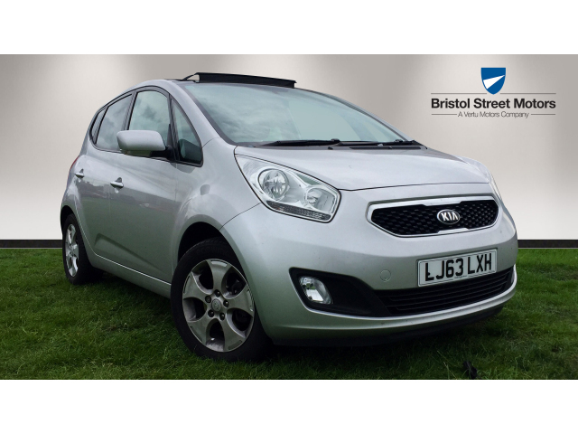 used kia venga 1 6 crdi ecodynamics 3 5dr diesel hatchback for sale bristol street motors. Black Bedroom Furniture Sets. Home Design Ideas
